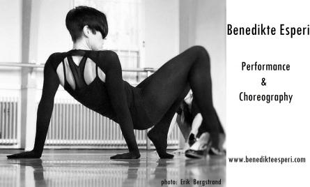 Benedikte Esperi Performance & Choreography