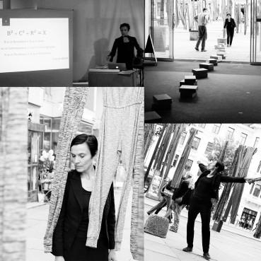 MOD Kvinnliga Koreografers Konstnärskap foto: Ida Löfgren