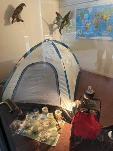 Benedikte Esperi In Tent Interventions